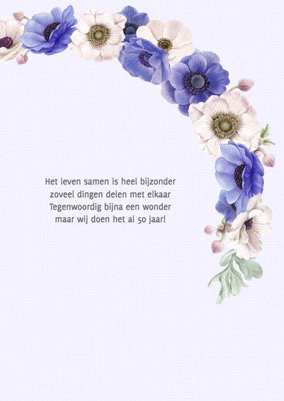 Uitnodiging jubileum anemonen 3