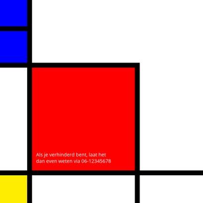 Uitnodiging Mondriaan samen 100 2