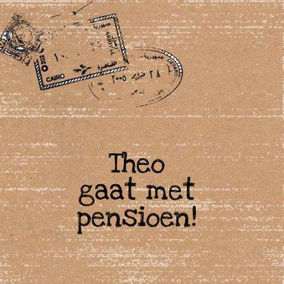 uitnodiging pensioen oldtimer 2
