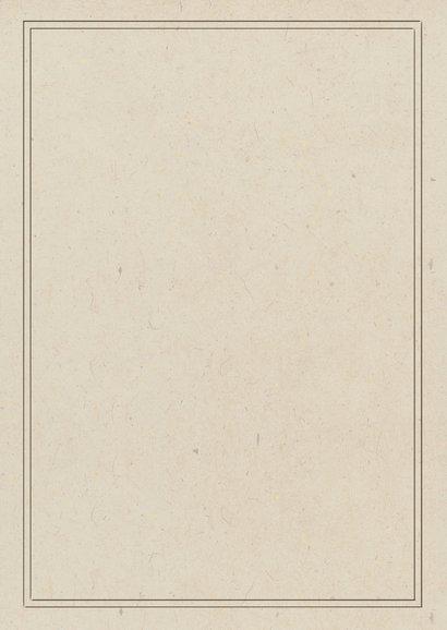 Uitnodiging retro kaart av 2