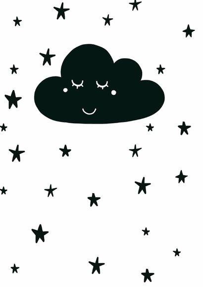 """Uitnodiging slaapfeestje """"Maan"""" - WW 2"""