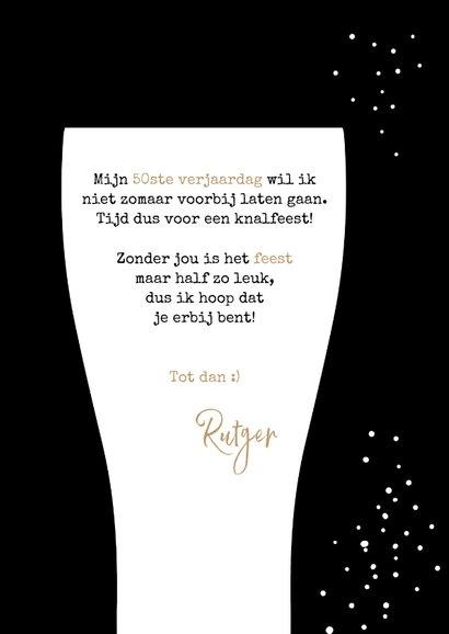 Uitnodiging We gaan Bieren, bieren, bieren 3
