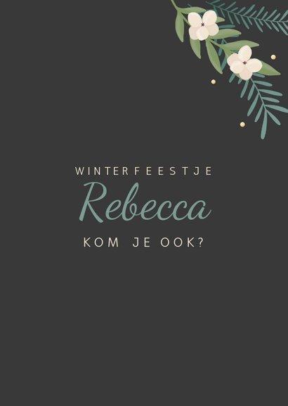 Uitnodiging winterfeest  3