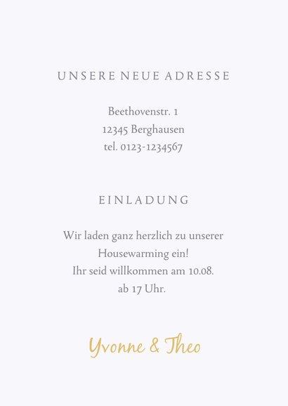 Umzugskarte Schneckenhaus 3