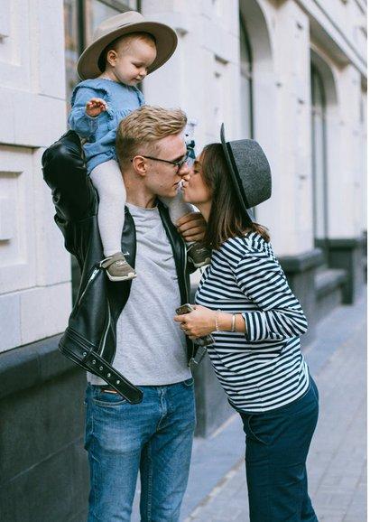 Vaderdag fotokaart voor de eerste vaderdag ik vind je lief 2