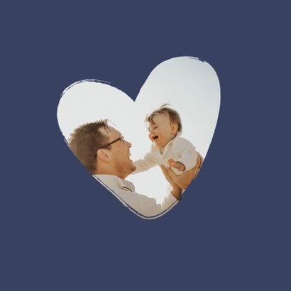 Vaderdag - kaart met 3 foto's 2