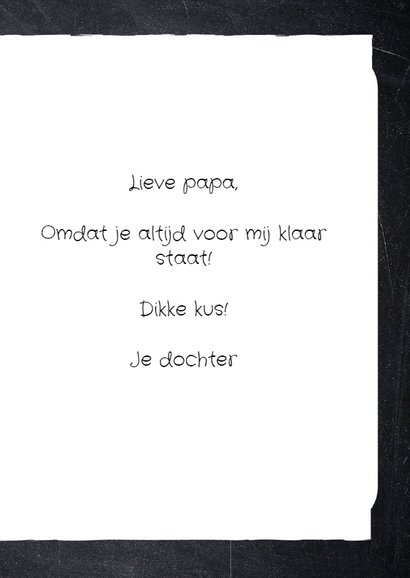 Vaderdagkaart liefste papa van de hele wereld 3