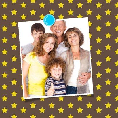 Vaderdagkaart Opa Vrolijk ster 2