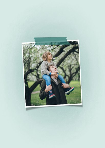 Vaderdagkaart voor een scheet van een vader wc rol 2