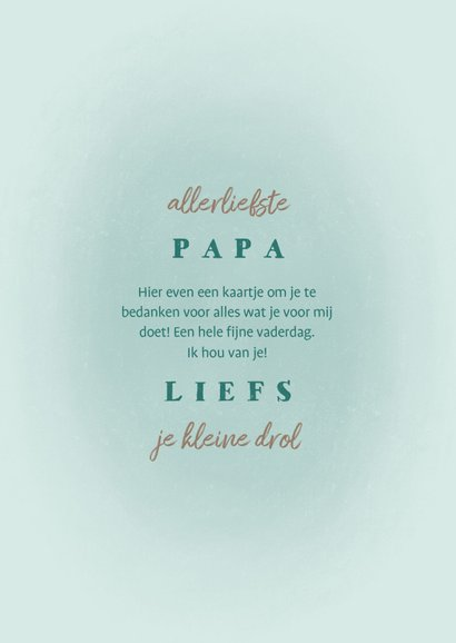 Vaderdagkaart voor een scheet van een vader wc rol 3