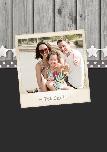 Vakantie fotocollage polaroid 2
