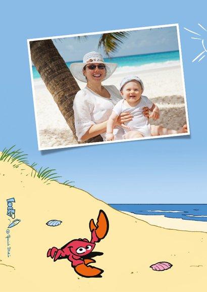 Vakantie Loeki & friends op het strand - A 2