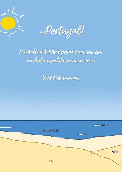 Vakantie Loeki & friends op het strand - A 3