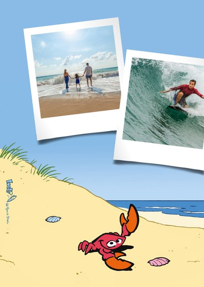 Vakantie Loeki zegt Aloha - A 2