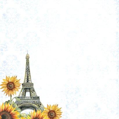 Vakantie Parijs eifeltoren 2