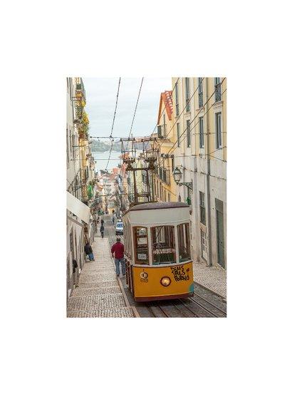 Vakantiekaart collage Portugal  2