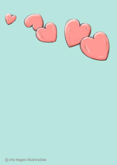 Valentijn all my love - IH 2