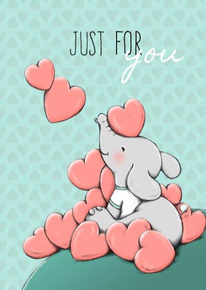 Valentijn all my love - IH 3