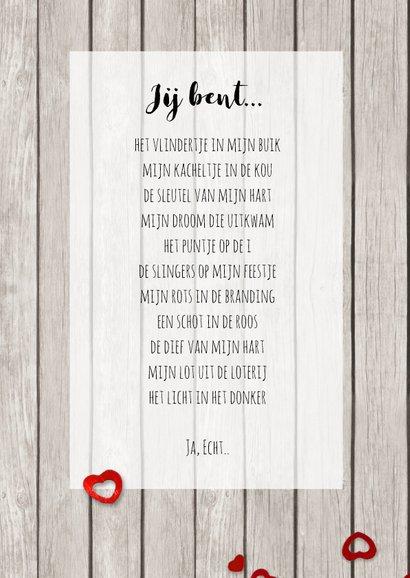 Valentijn confetti hartjes 2