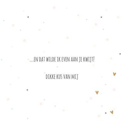 Valentijn ik vind je lief, heel lief 3