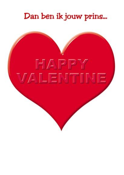 Valentijn kikker met groot hart 3