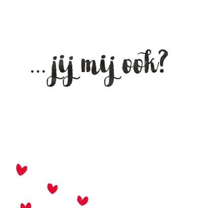 Valentijn romantische hartjes 3