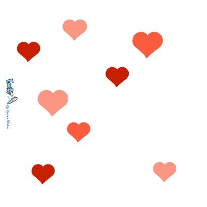 Valentijnskaart cupido Loeki A 2