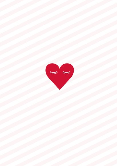 Valentijnskaart Hi Sweety 2