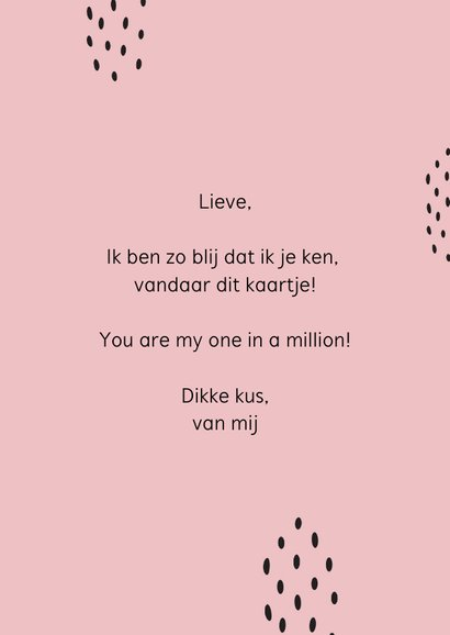 Valentijnskaart humor one in a melon 3