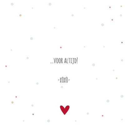 Valentijnskaart ik like jou 3