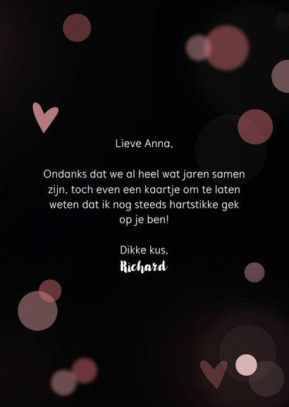Valentijnskaart je bent leuk! 3