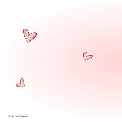 Valentijnskaart Lettuce be more then friends 2
