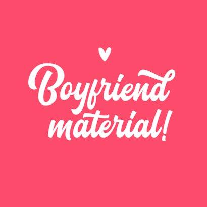 Valentijnskaart liefde openingszin aanbidder boyfriend 2