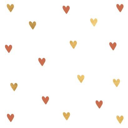 Valentijnskaart liefs hartjes 2