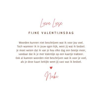 Valentijnskaart otters hartjes liefde vriendschap 3