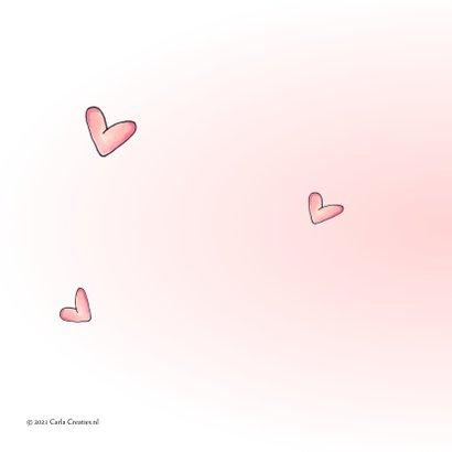 Valentijnskaart Owl always love you 2
