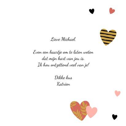 Valentijnskaart speciaal voor jou 3