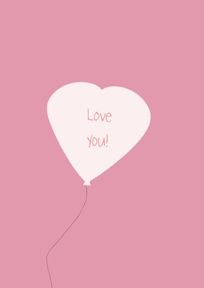 Valentijnskaart voor je poepie 2