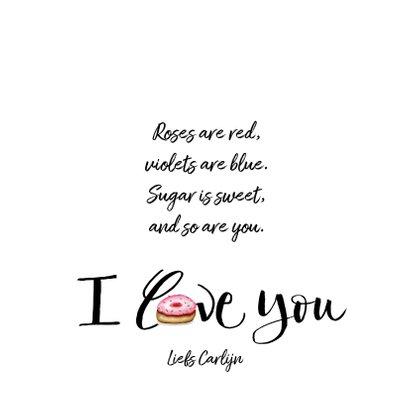 Valentijnskaarten Cupcake 3