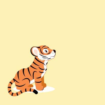 Valentijnskaartje voor jouw tijgertje 2
