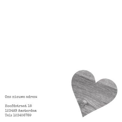 Verhuiskaart Love Home Foto 3