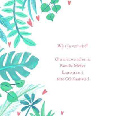 Verhuiskaart planten 2