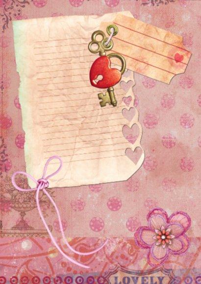Verhuiskaart scrapbook 1 SG 2
