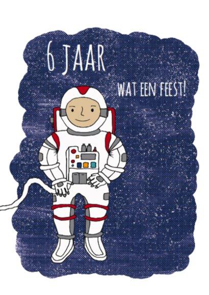 verjaardag astronaut 2
