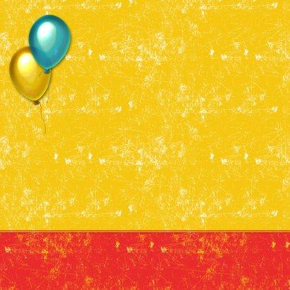 Verjaardag ballonnen 30 jaar 2
