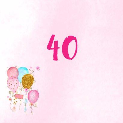 verjaardag ballonnen aquarel 2