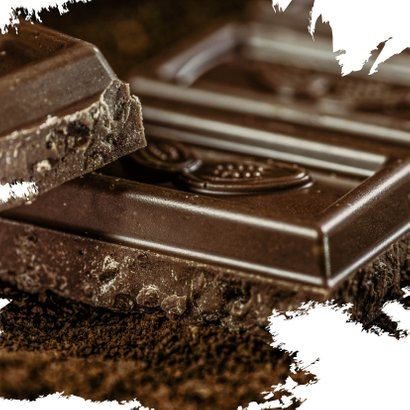 Verjaardag chocolate is a girl's best friend 2