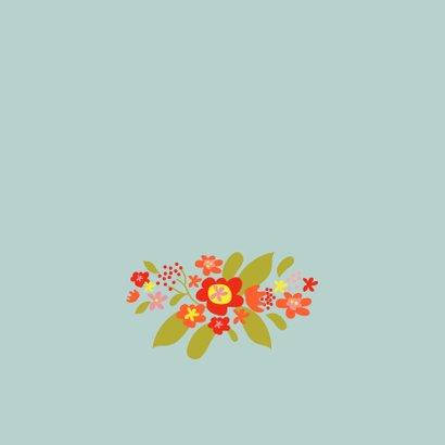 Verjaardag Dame Bloemen Verjaardagskaarten Kaartje2go