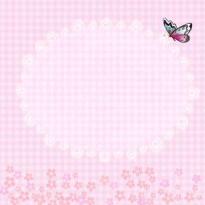Verjaardag Hertjes Vlinder Lief 3