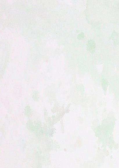 verjaardag hoera vrolijke bloemen mix 2